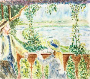 Les - Appropriation of Renoir