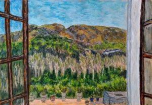 Diana C - inspired by Renoir