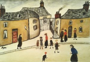 Diane P - Appropriation of Lowry