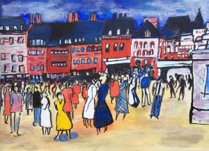 Val - Appropriation of Dufy