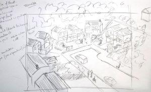 Paul - neighbourhood sketch