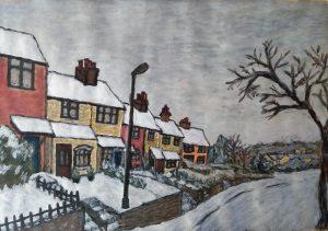 Diana C - neighbourhood in Lowry colours