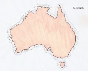 Jane - Australia fenced off