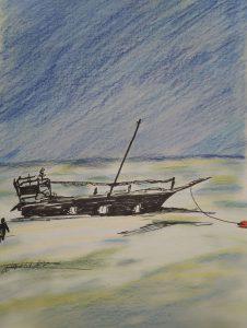 Sue L - The Indian Ocean