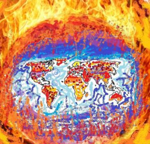 Martha - the world affected by climate change