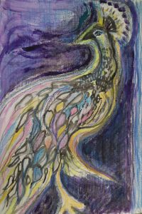 Marit Chambers - Peacock
