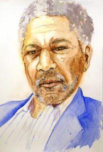 Cathy - Morgan Freeman