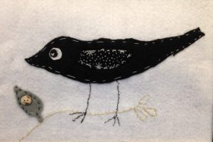 Annie Parsons - Embroidery