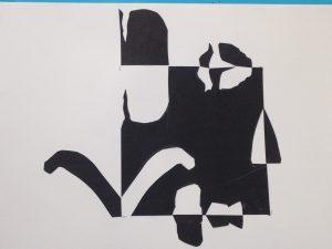 Notan Art - Helen Luckens